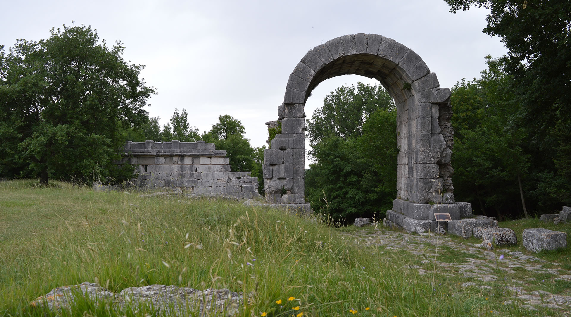 Carsulae Archaeological Park